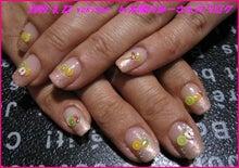 大阪のねーさんのブログ-20090822ネイル両手