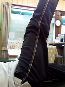 川越市・おしだ整体院「ボキッとしない痛み無用の全身調整師」 ブログ-SLRテスト、膝を伸ばして足を上げる
