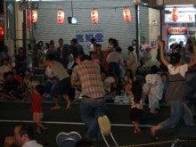 カルマンギアのある生活-大塚阿波踊り-躍る観客