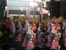 カルマンギアのある生活-大塚阿波踊り-女踊り