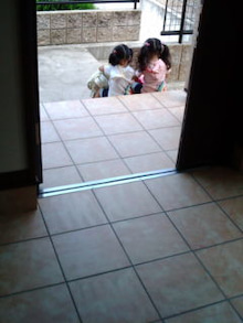 ミルクとジジのママ。。3歳♀と1歳♀・ママ33歳・・・育児は大変!でも楽しみたい!!-F1001430.jpg