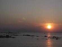 ノーマ オフィシャルブログ「ノーマの遠吠え。」Powered by Ameba-夕日