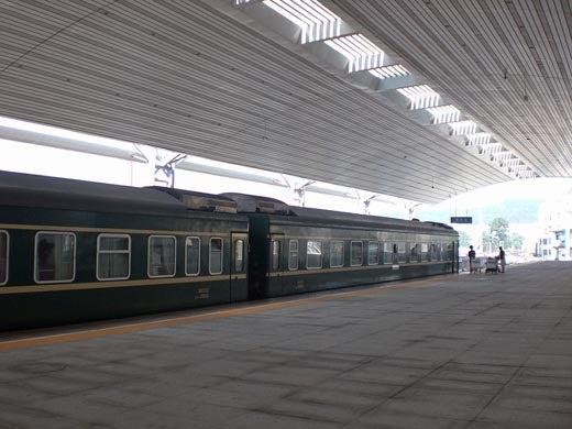 世界一蹴の旅-電車
