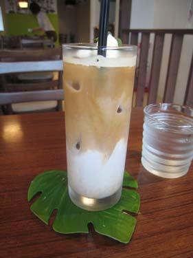 横浜発 驢馬人の美食な日々-STYLE CAFE12
