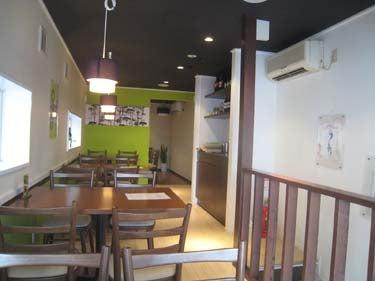横浜発 驢馬人の美食な日々-STYLE CAFE13