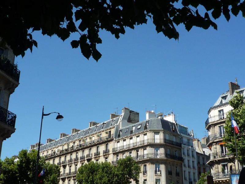 上質なしあわせ-paris skies 1