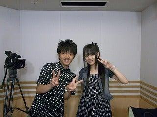 新谷良子オフィシャルblog 「はぴすま☆だいありー♪」 Powered by Ameba-党首の会談(笑)