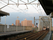 続 東京百景(BETA version)-#064 江戸川区 江戸川駅