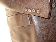 大木毛皮店工場長の毛皮修理リフォーム専門ブログ-ディアスキン ジャケット