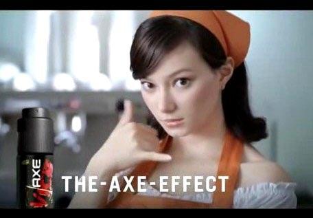 AXE フレグランスボディスプレー