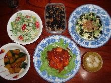 日々のご飯と集合住宅de小さなベランダ菜園
