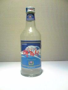 Takeda Hajimu 酒とめしの日々-チェジュ島のソジュ