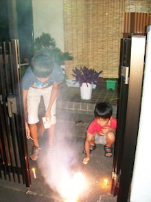 福島県在住ライターが綴る あんなこと こんなこと-花火