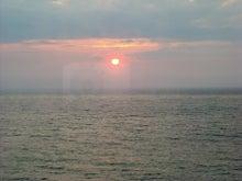 福島県在住ライターが綴る あんなこと こんなこと-瀬波の夕日