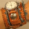 デニム腕時計