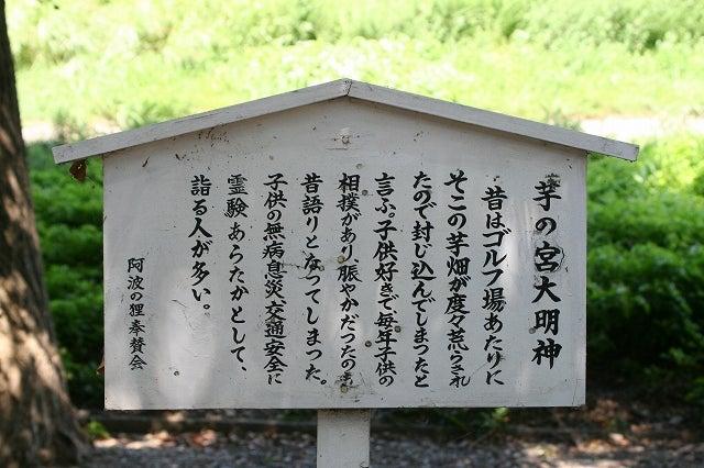 タクドラの金太郎2-16・芋の宮大明神(いものみや