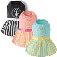 Simplers Fun ~シンプラーズの洋服とわんこの日記~-CELEBRA DOG フレンチワンピース