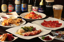 新宿 PUB&BAR アボットチョイスのブログ(BEER&WHISKY&COCKTAIL&FOOD BAR)歌舞伎町-料理&ビール