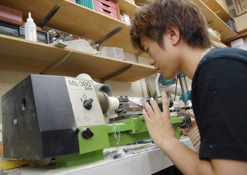 MAX渡辺×浅井真紀 figmaブログ-○○○ー○職人の朝は早い