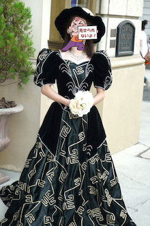 ぶろぐぅ。-ドレス黒