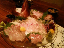 Fishing Blog OFFSHORE CRAZY! ~ 夢は一発大物!   鮪だ!鰤だ!大政だ!巨カンパだ!大鯛だ!なんでもこ~い!-刺身