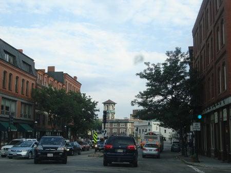 Boston Diary-ビレッジ