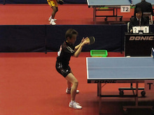 JAPAN DEAF TABLE TENNIS-台北デフ82