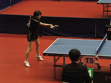 JAPAN DEAF TABLE TENNIS-台北デフ79