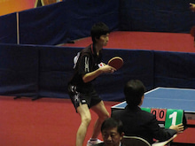 JAPAN DEAF TABLE TENNIS-台北デフ80
