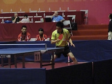 JAPAN DEAF TABLE TENNIS-台北デフ81