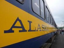 気まぐれな世界-アラスカ鉄道①