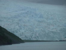 気まぐれな世界-氷河