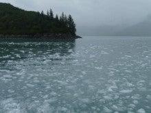 気まぐれな世界-流氷