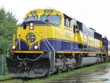 気まぐれな世界-アラスカ鉄道