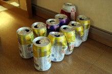 カルマンギアのある生活-缶チューハイ