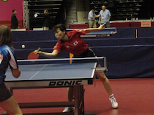 JAPAN DEAF TABLE TENNIS-台北デフ86