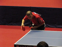 JAPAN DEAF TABLE TENNIS-台北デフ91