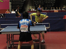 JAPAN DEAF TABLE TENNIS-台北デフ93