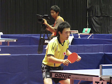 JAPAN DEAF TABLE TENNIS-台北デフ88