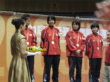 JAPAN DEAF TABLE TENNIS-台北デフ100