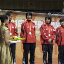 台北デフリンピック卓…