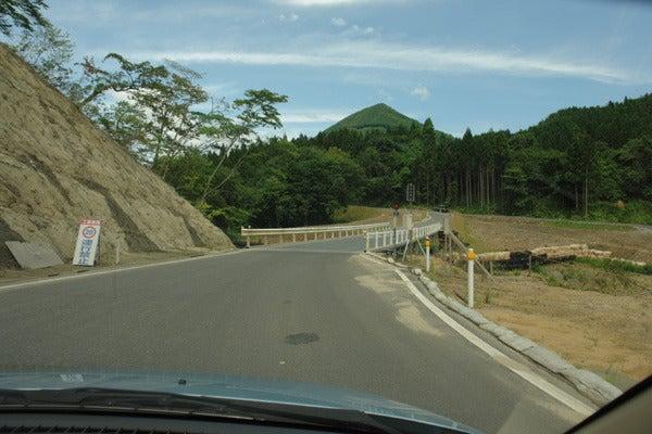 RoadJapan 日本の道路、昭和の旧道を巡る旅-国道342号 災害の痕跡3