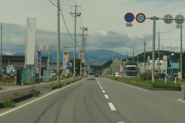 RoadJapan 日本の道路、昭和の旧道を巡る旅-国道342号 一関市街地