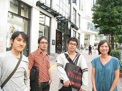 ☆ブログ版☆ 「東京ホームレス」 村上知奈美-9/17