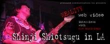 Can't Stop Playin' The Blues-Shinji Shiotsugu in LA