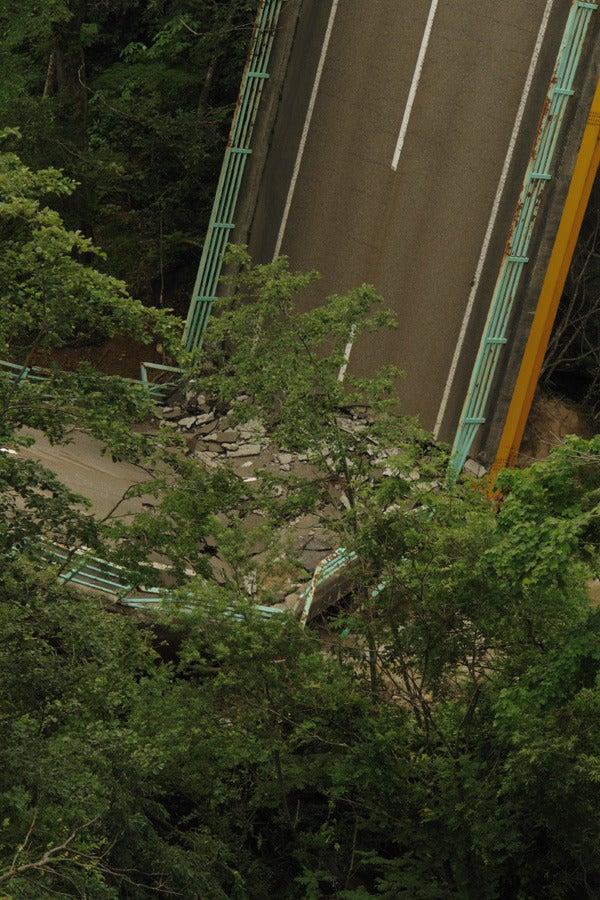 RoadJapan 日本の道路、昭和の旧道を巡る旅-国道342号 祭畤大橋5