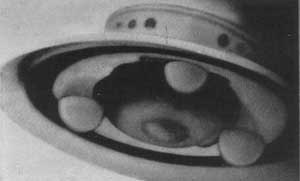 子狸歌@SiO2-アダムスキー型UFO2