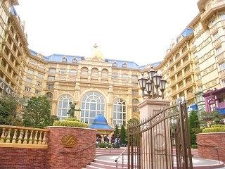EPFD協会登録教室 千葉校 プリザーブドフラワースクール        「Salon de TeaRose」のBlog-ディズニーホテル・アフタヌーンティー