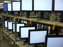 NEC特選街情報 NX-Station Blog-EIZO 本社工場4F エージング工程