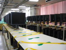 NEC特選街情報 NX-Station Blog-EIZO 本社工場4F 出荷工程